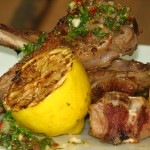 Lamb-Chops-With-Salsa-Verde