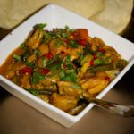 Easiest Chicken & Veg Curry