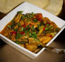 Easiest Chicken & Veg Curry