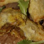 Lamb Curry Empanada's