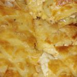 Potato & Cheese Pie