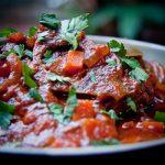 Tamatie Bredie (Lamb & Tomato Stew)