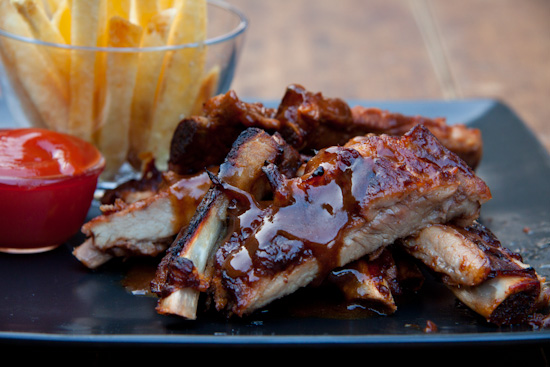 Sticky & Sweet Spare Ribs