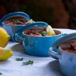 Summer Calamari & Chorizo Stew