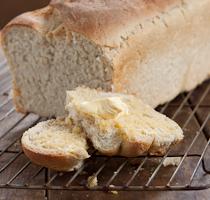 Homebaked bread