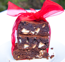 Triple Chocolate Brownies – DIY Christmas Gifts