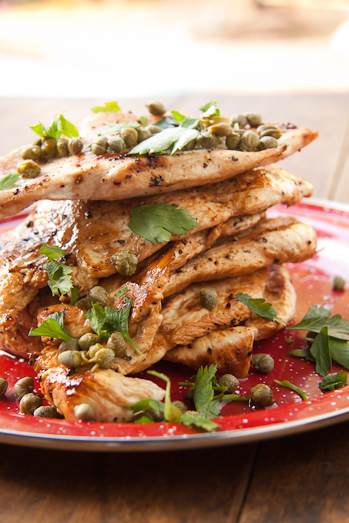 Chicken Escalopes