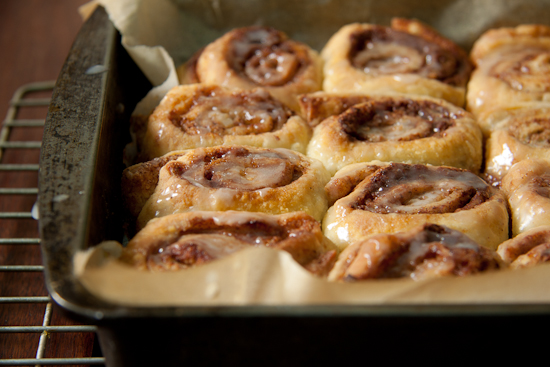 Easy Cinnamon Buns and a giveaway - Simply Delicious