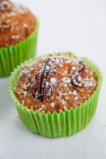 Banana-Pecan Muffins