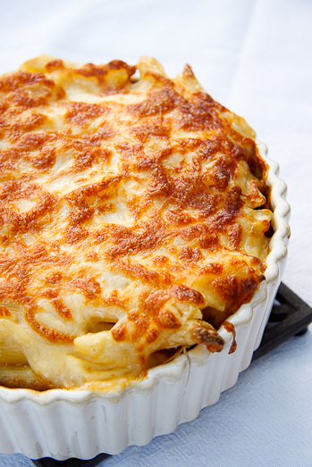 Greek Pastitsio (Baked Pasta with Ground Beef)