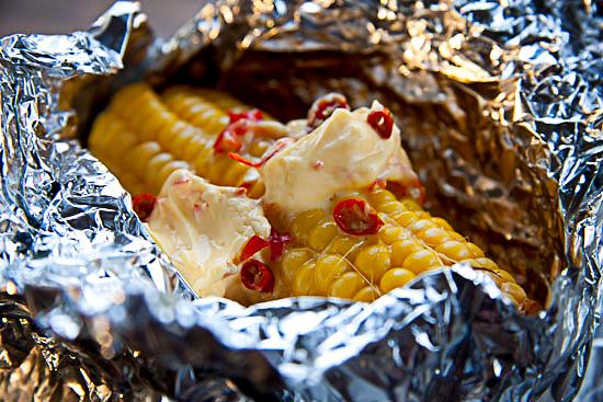 Corn on the cob (Mielies)