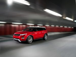 5-Door Range Rover Evoque