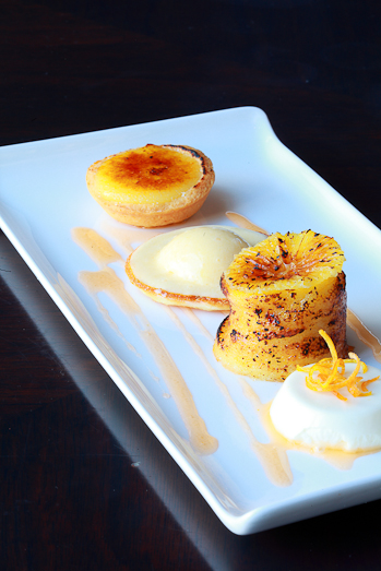 Glazed Lemon Tart