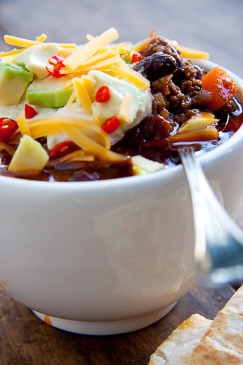 Chilli Con Carne Soup