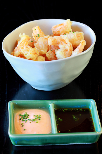 Nobu One&Only Cape Town - Winter menu Prawn Tempura