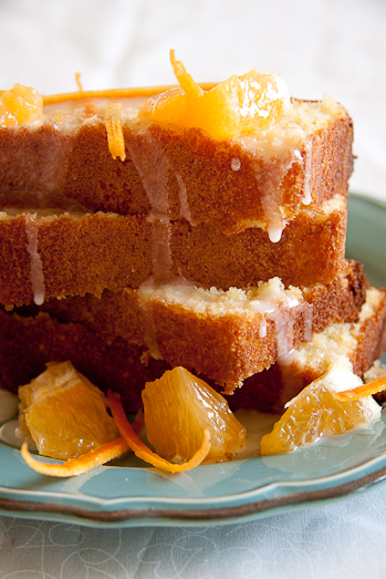 Old Fashioned Clementine Cake