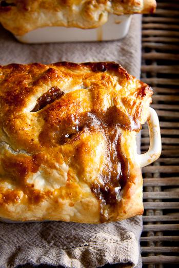 Steak & Mushroom Pot Pie
