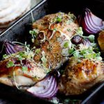 Greek Chicken Bake