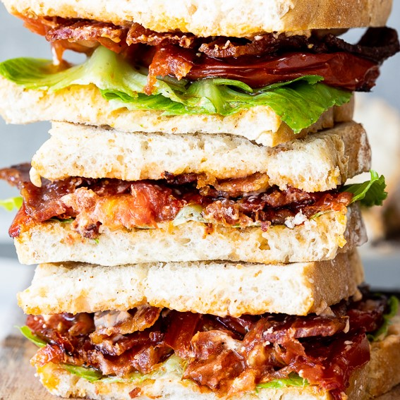 The Ultimate Blt Sandwich Simply Delicious