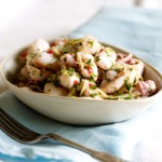 Marinated Calamari & Fennel Salad