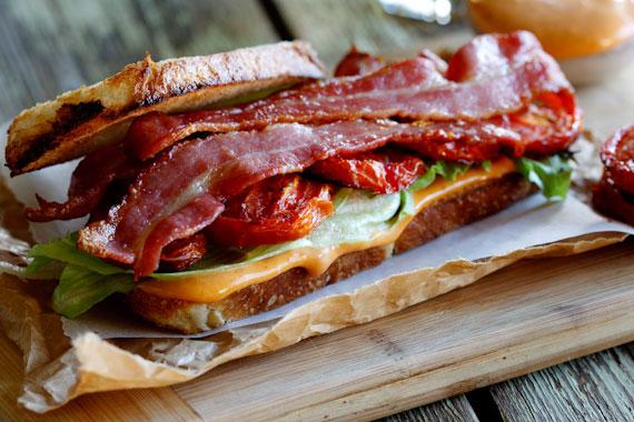 5 Best Sandwiches