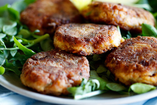 Smoked Snoek Fish Cakes