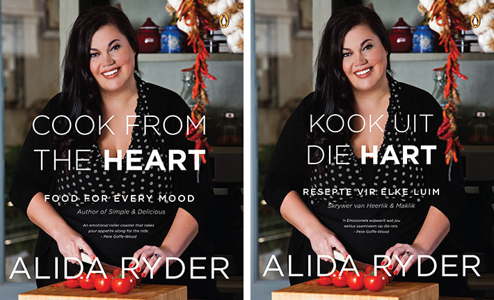 Alida Ryder Cook from the Heart cookbook