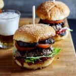 Big Beef Burgers {Woolworths/Masterchef}