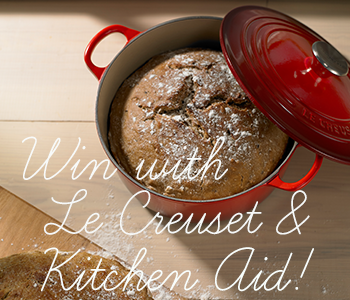 Win with Le Creuset & Kitchen Aid