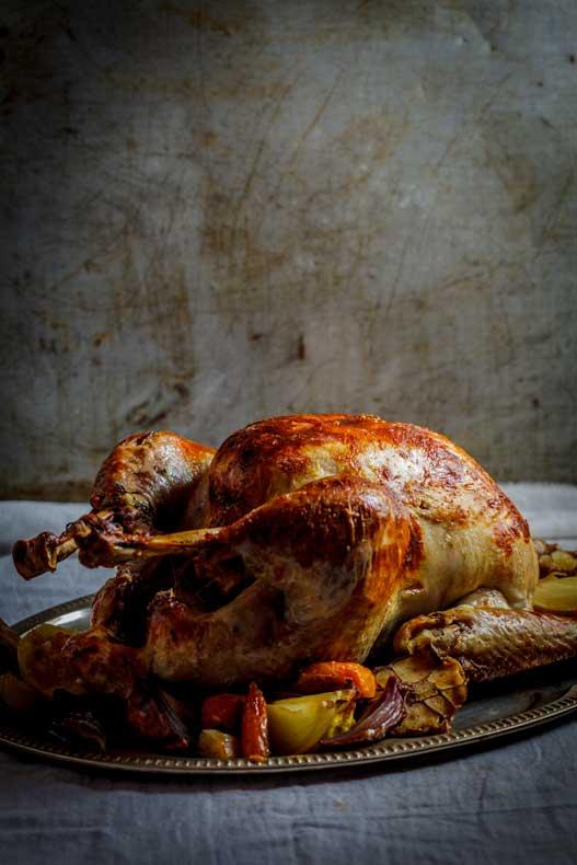 My gran's turkey