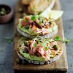 Open sandwiches for Food & Home