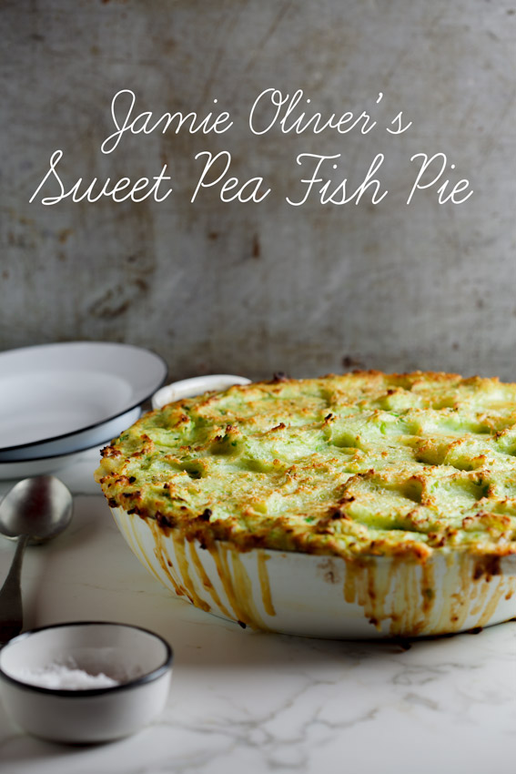 Jamie Oliver S Fish Pie Simply Delicious
