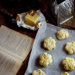 Cheese & chive scones
