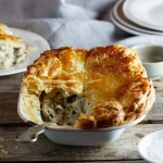 Easy Weekday chicken pie