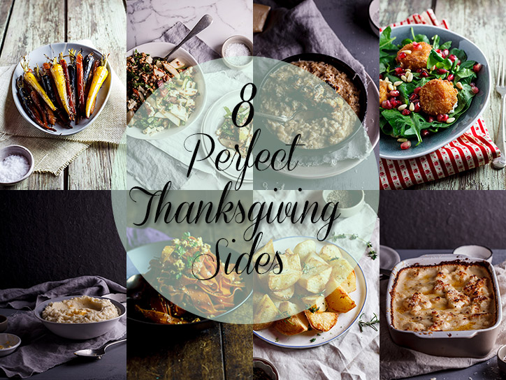 8 Perfect Thanksgiving sides