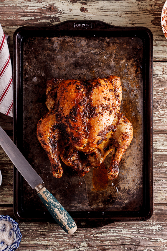 How to make a kick-ass roast chicken