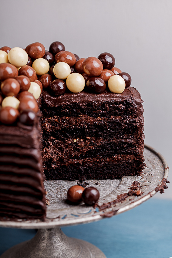 Dense Chocolate Cake Recipe For Decorating