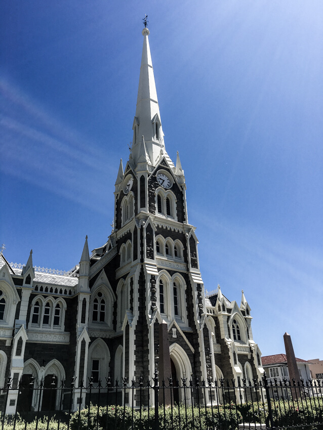 Church in Graaff Reinet South Africa