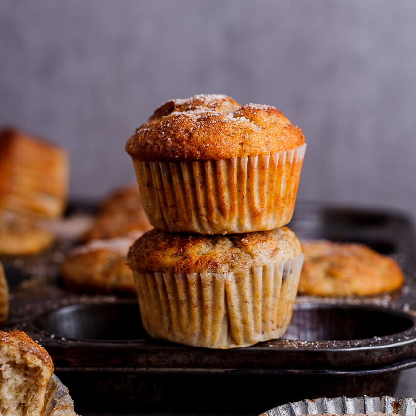 Cinnamon Date Muffins Recipe — Dishmaps