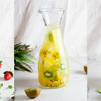 3 easy DIY flavored waters