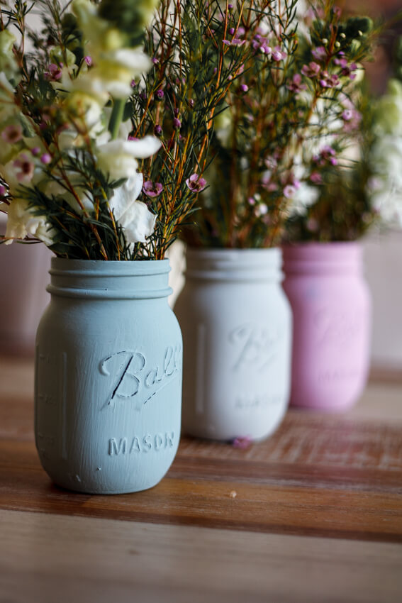 Diy Vase And Keepsake Jars Crafting With Ball Jars Simply Delicious