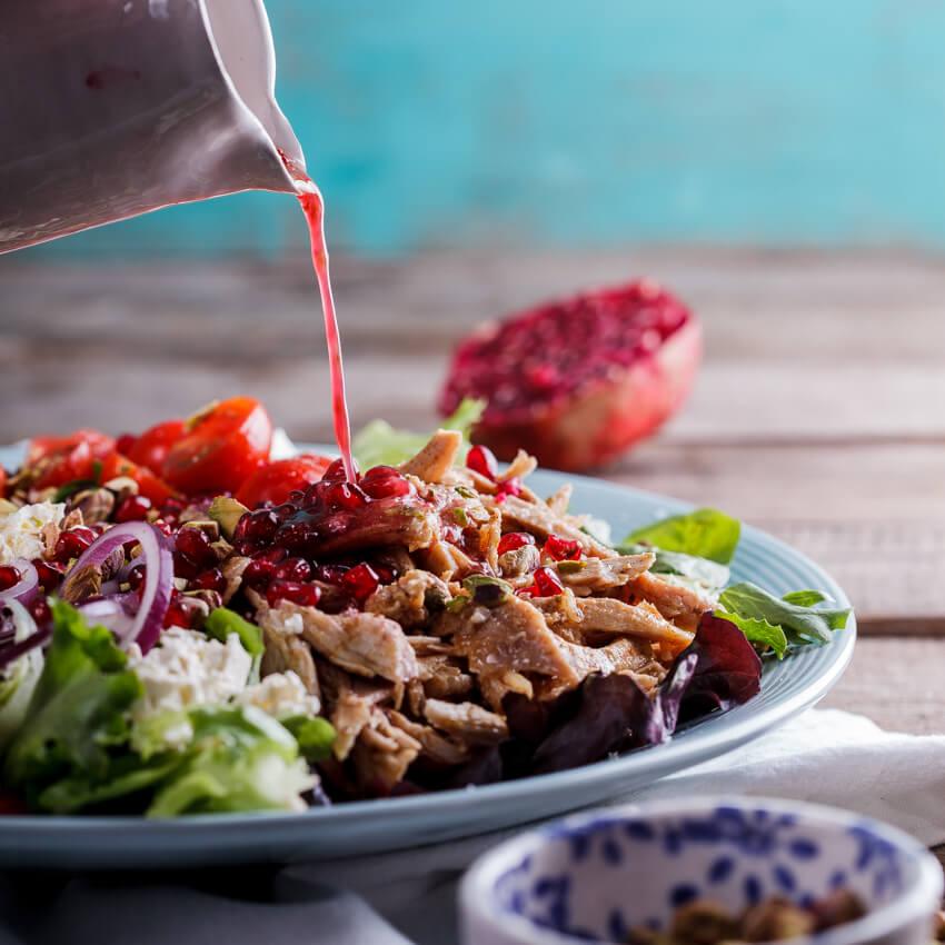 Moroccan chicken salad simply delicious forumfinder Choice Image