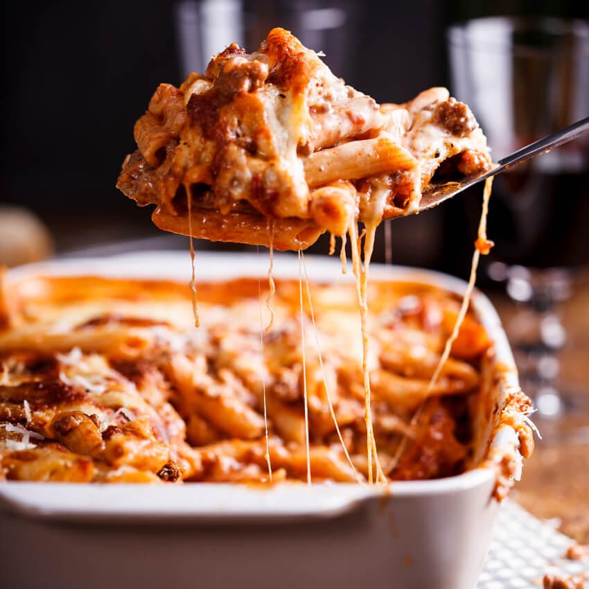 Image result for baked comfort food