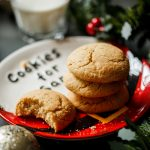 Easy spiced soft sugar cookies