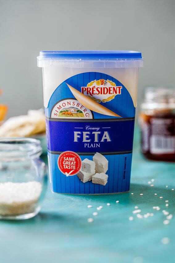 President Feta cheese