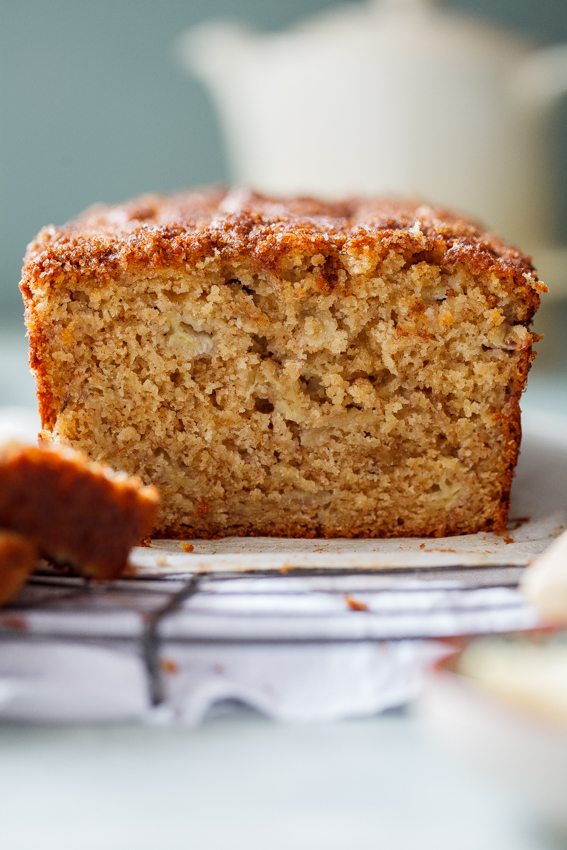 Brown Sugar Cinnamon Banana Bread Simply Delicious