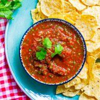 How to make 5 minute salsa