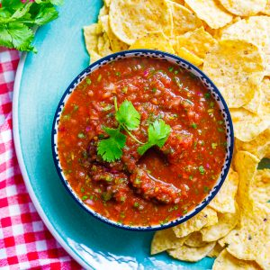 How to make 5 minute salsa