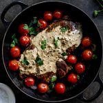 Easy creamy pepper sauce