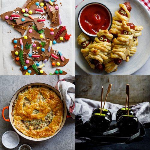 4 Easy Halloween recipes - Simply Delicious